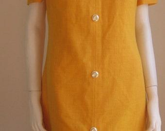 70s vintage mod dress