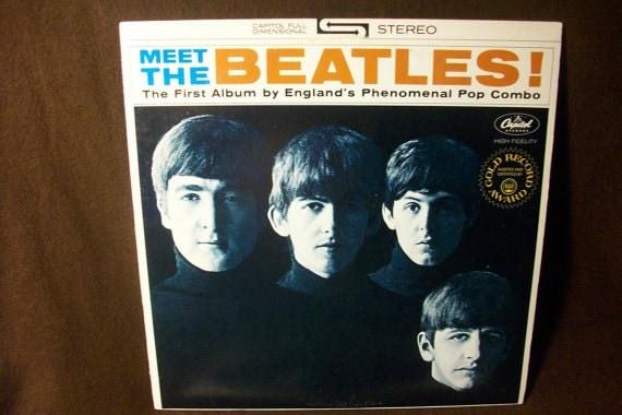 The Beatles Vinyl Meet The Beatles Original Monophonic