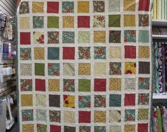 STPQ26 Vintage Charm Quilt Pattern (paper)