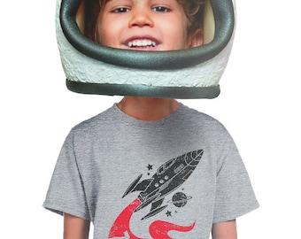 rocket shirt youth t-shirt fun boys vintage insp t-shirts for science nerd tee geek geekery hipster shirts small medium large xlarge