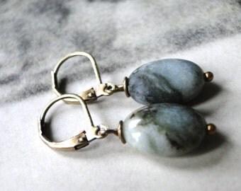 Earrings / Jewelry / Agate Earrings / Dangle Earrings / Accessories / Gift for Her / Gemstone Earrings / Boho Chic Earrings