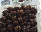 FANCY Gourmet Chocolate Covered STRAWBERRIES - Local Delivery - Kettering, Ohio - Only