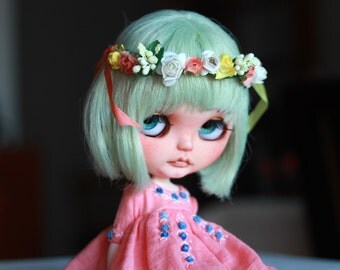 Summer Folk Princess OOAK set