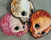 made to order - bby skull (pick your colors) basic colors only