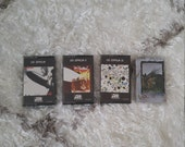 Led Zeppelin set of 4 cassette tape lot
