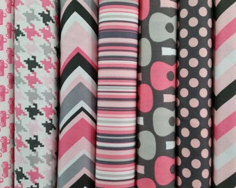 Girl Thing / Baby Girl Fat Quarter Bundle - Michael Miller Fabrics