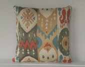 Cushion Cover: Ikat
