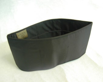 Purse To Go(R) Purse organizer insert transfer liner-  Black color -jumbo size- Change purses in seconds