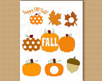 Truck svg pumpkin truck svg fall pumpkin truck design for Striped and polka dot pumpkins