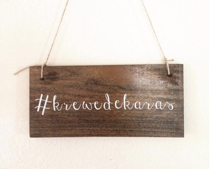 Custom Hashtag wedding sign, instagram wedding signs, hashtag signs, wedding signs, hand written signs, vinyl signs, hand written font