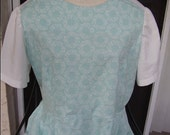 NEW Ladies 14-16 Dress Organic Cotton Plain Modest Amish Mennonite Historical Reenacting One of a Kind READY to SHIP