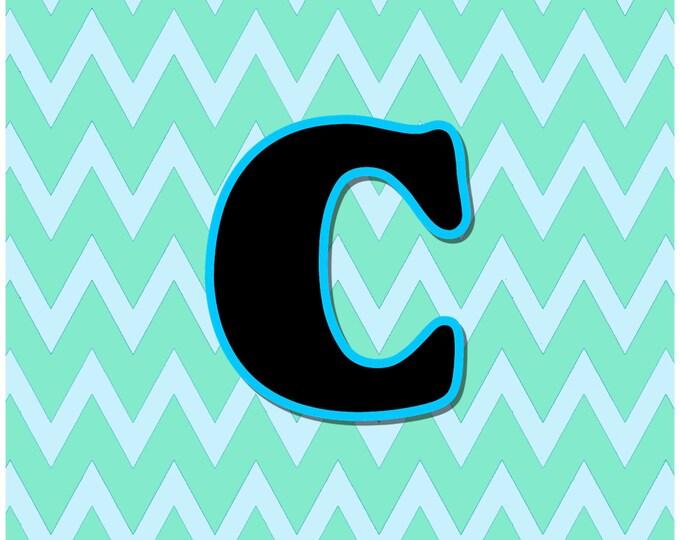 Letter C Digital Download