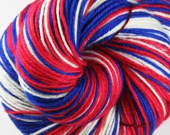 GIANTS Superwash Merino/Cashmere/Nylon Self-Striping fingering yarn