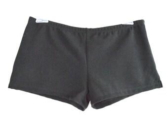 90's Black Hot Pant size - S