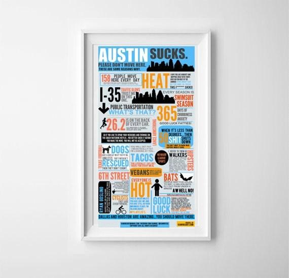Austin Sucks. Don't Move Here.