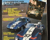 SALE REDUCED Carroll Shelby's Racing Cobra  A Retrospective Look at the Real Facts Behind the Cobra Legend ( 5098-8) Paperback – 1982