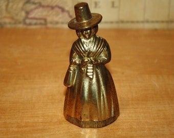 Vintage Bell - Colonial Lady - item #1990