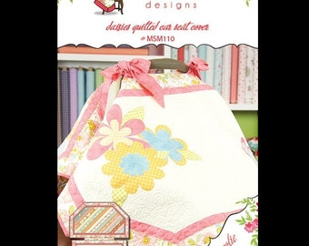 Summer Clearance Main Street Market Car Seat Cover Pattern
