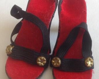 Miss Revlon Cissy Size Doll Shoes