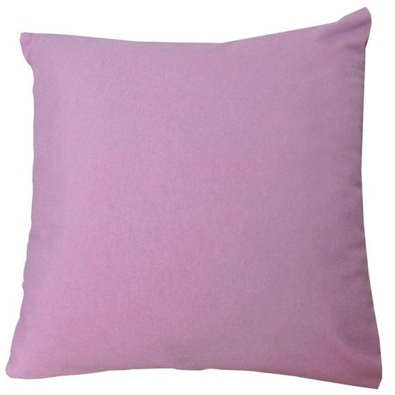 Light Purple Decorative Pillows : SALE Light Purple Pillow Cover Pillow Flower Decorative by PinTi