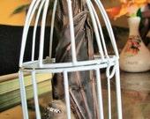 My Pet Bat in White Metal Cage - SHIP FREE 4