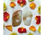 Banded Onyx Worry Stone (1) Sacred Space - Meditation - Home Decor