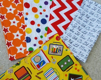 Lunch box cloth napkins- the lunchbox  set