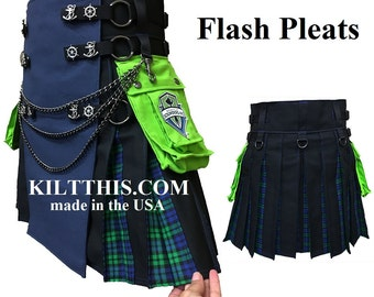 Add Flash Pleats