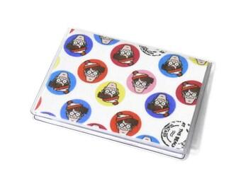 Card Case Mini Wallet Where's Waldo