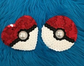 Pokeball Hair clip/Pin