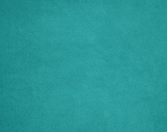 Teal Cuddle 3 minky by Shannon Fabric
