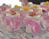 Citrus Rose Handmade Cold process Soap