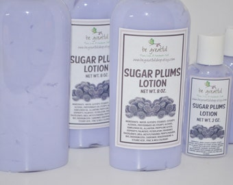 Sugar Plums Hand and Body lotion