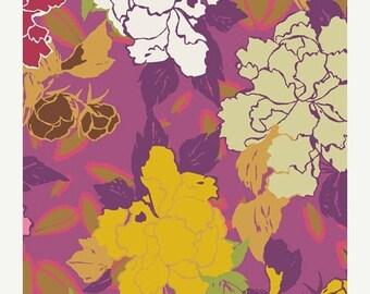 SALE - Mystic Dark BOH-600 - Bohemian Soul - Art Gallery Fabrics - Patricia Bravo - By the Yard