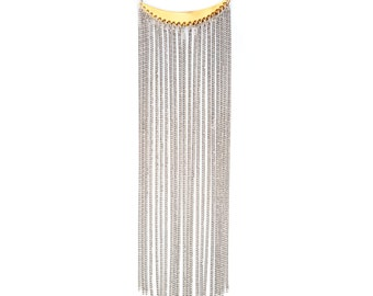 Shimmer Fringe necklace
