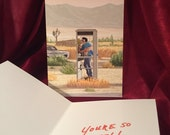 True Romance Valentine's Day card