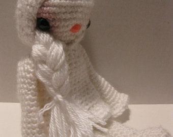 Ghost Girl OOAK Art Doll