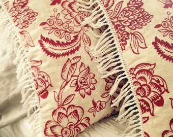 country french pillow cover