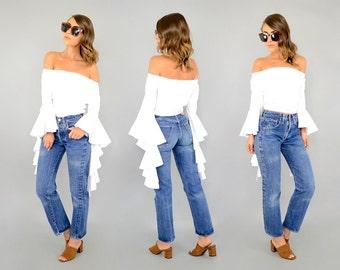 70's Selvedge LEVI'S Redline Denim Jeans