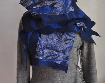 nuno scarf or cacheur/skirt