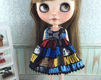Blythe Dress - Star Wars