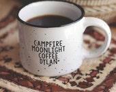 Campfire Moonlight Coffee Dylan Mug