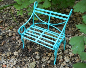 Fairy Garden Bench Miniature Acessories Fairy Garden Furniture