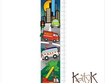 Transport - Growth Chart