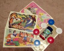 BOGO Sale - Value Priced Lot of Disney Items, 1965 - 1980