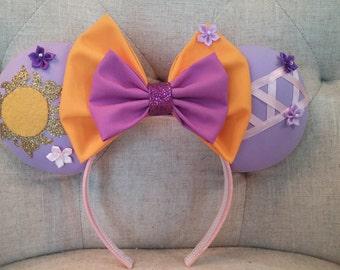 Rapunzel Tangled inspired ears