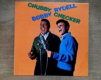 BOBBY RYDELL /CHUBBY CHECKer - 1961 Vintage Vinyl Record Album