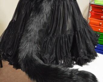 Black Kitty Tail