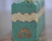 Mint Tea Mud Handcrafted Artisan Soap