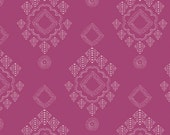 1 Yard Stitched Diamant Verve, Joie de Vivre Collection by Bari J, Art Gallery Fabrics, Quilting Cotton